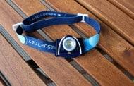 Lenser Seo 7R Kopflampe im Trail Test