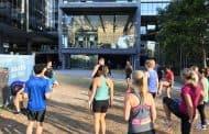 Laufend durch Sydney mit den Sydney Harbour Runners
