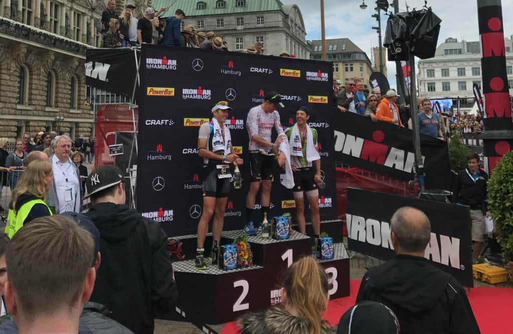 Ausprobiert – als freiwilliger Helfer beim Ironman Hamburg