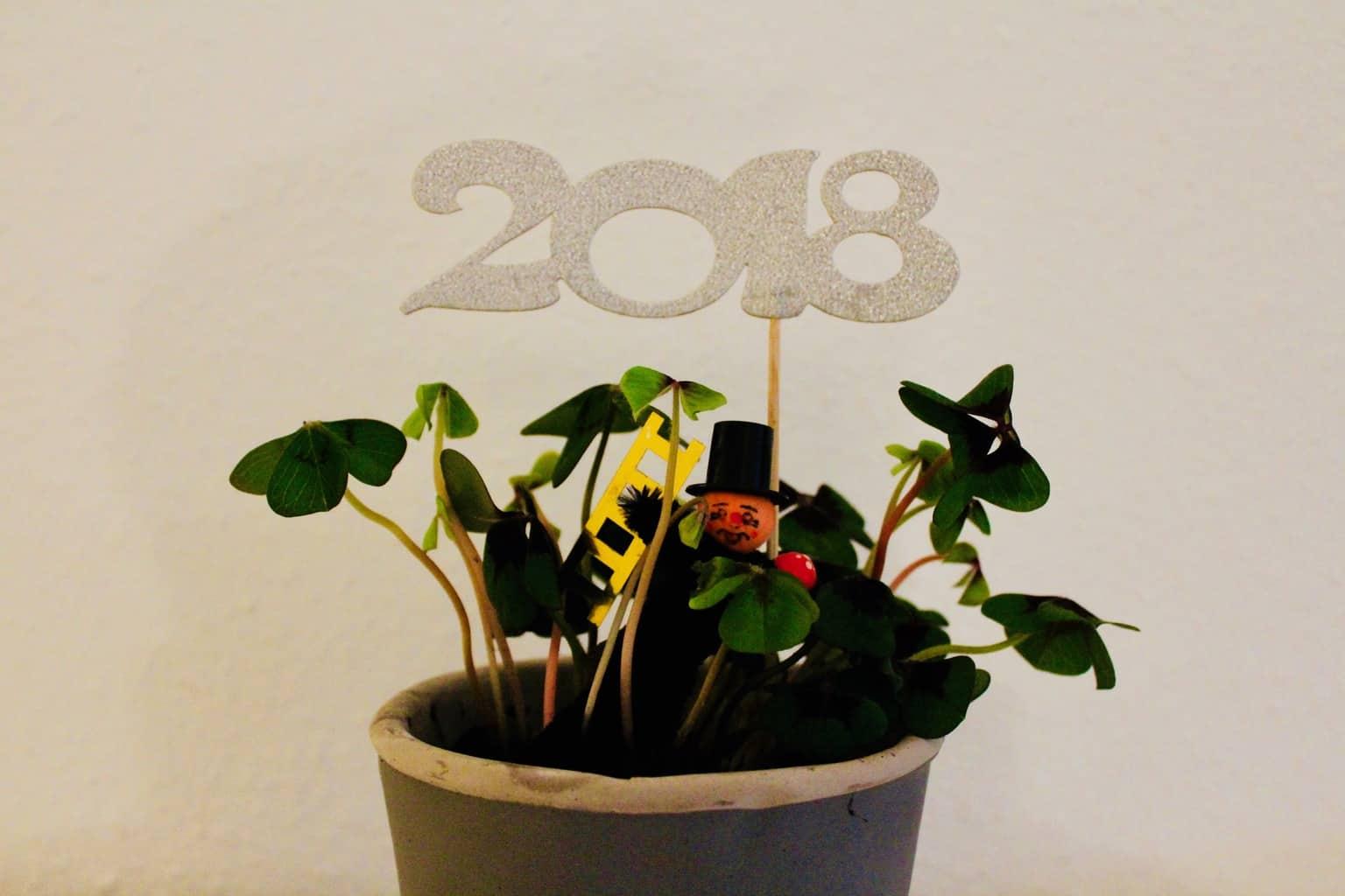 Happy New Year - Der Start des Januar Battles der Laufcrews